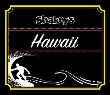 Shakeys Hawaii
