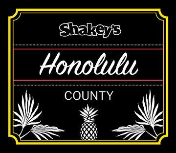 Shakeys Honolulu County