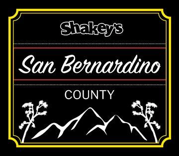 Shakeys San Bernardino County