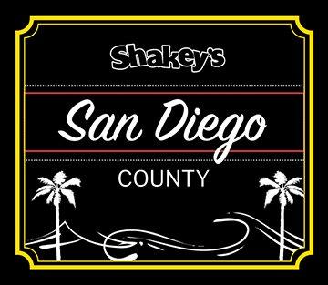 Shakeys San Diego County