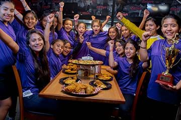 Shakeys Events Celebrate Post-Game