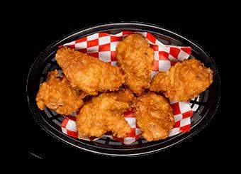 Shakeys's Chicken Wings