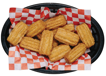 Shakeys's Mini Churros