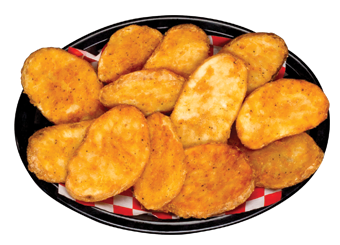 Shakeys's Mojo Potatoes