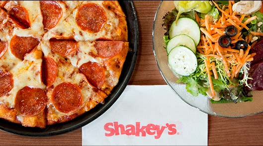 Shakeys's Pizza Buffet & Salad Bar