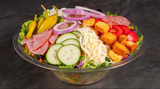 Shakeys's Family Antipasto Salad