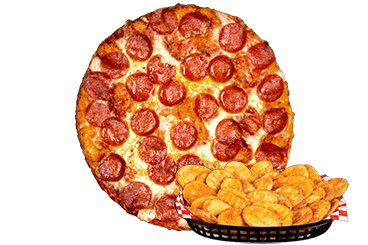 Pizza & Mojo<sup>®</sup>s