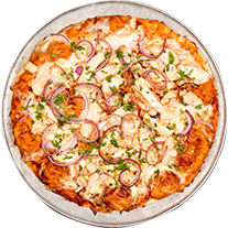 texas bbq pizza | Pizzeria Restaurant Moreno Valley