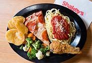 Shakeys Lunch