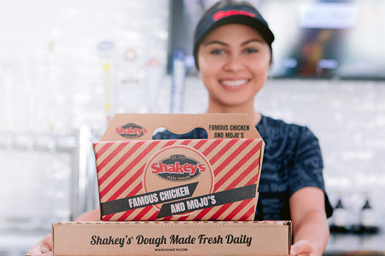 Shakeys Carry-out & Delivery