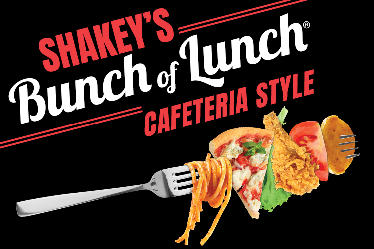 Shakey's Image - Bunch of Lunch® 11AM-2PM